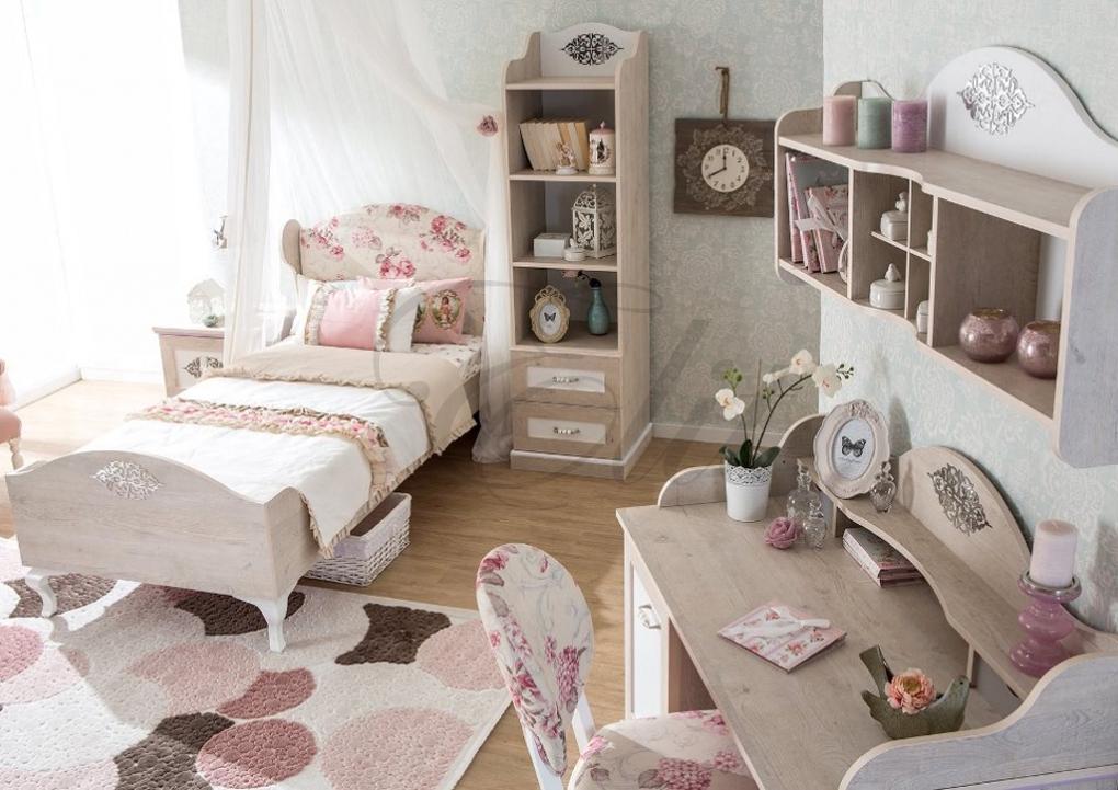 Meubels Voor Kinderkamers : Ballerina kinderkamer tiener kinderkamers elit meubel