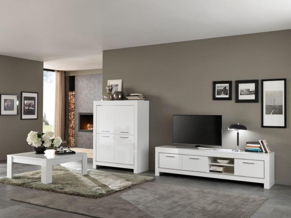 Modena woonkamer wit hoogglans woonkamers elit meubel for Woonkamer wit