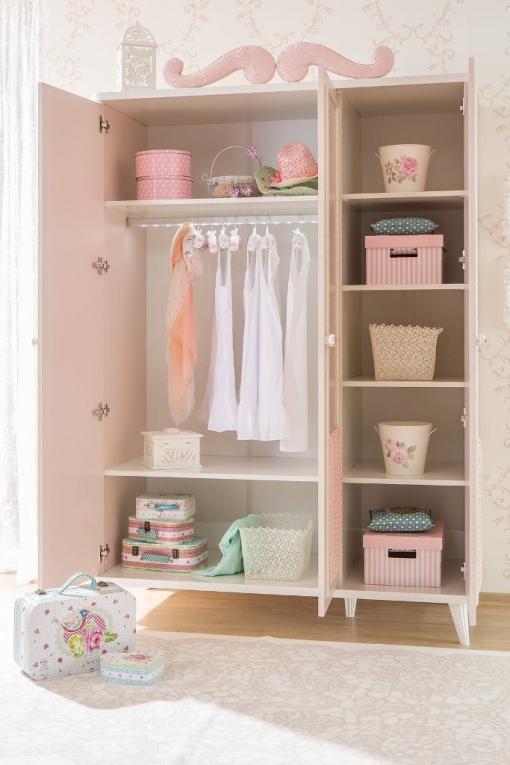 Rosa kinderkamer tiener kinderkamers elit meubel voordelige meubelen bankstellen - Tiener met opbergruimte ...